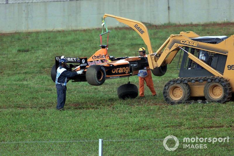 GP de Brasil 2001