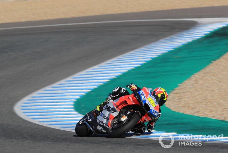 Álvaro Bautista (Ducati Test Team)