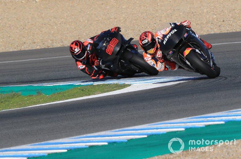 Марк Маркес, Repsol Honda Team, Хорхе Лоренсо, Repsol Honda Team