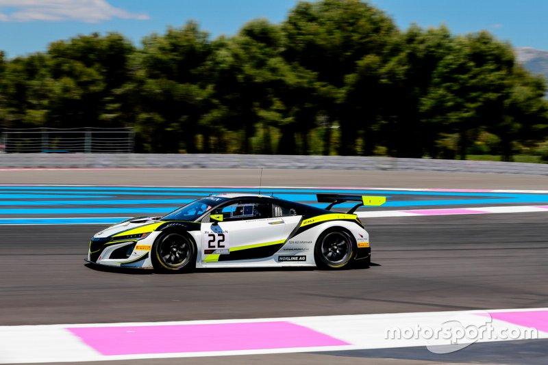 #22 Jenson Team Rocket RJN Honda NSX GT3: Matt McMurry, Philipp Frommenwiler, Ryan Ratcliffe