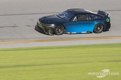 Nascar Next Gen Daytona test