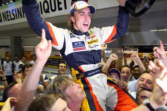 1. Fernando Alonso, Renault F1 Team