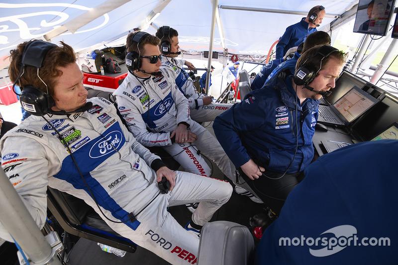 Scott Dixon, Dirk Müller, Ford Performance Chip Ganassi Racing