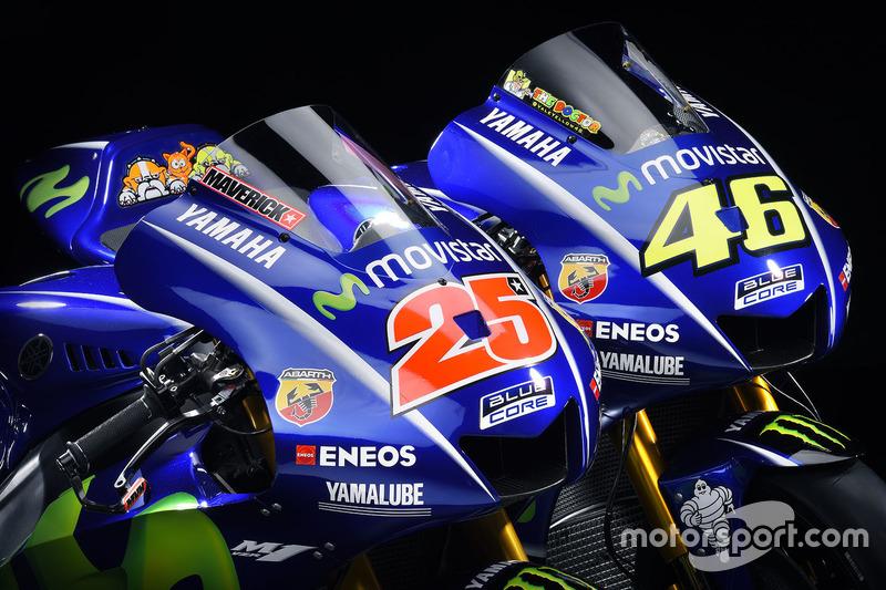 1. Rossi versus Viñales