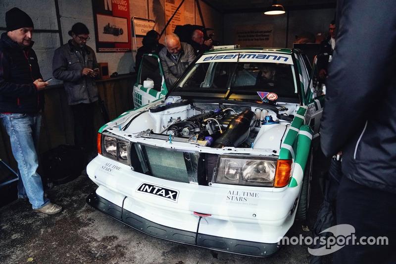 Auto von Toto Wolff und Jens Thiemer, Mercedes 190 E DTM Evo