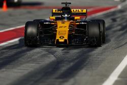 Нико Хюлькенберг, Renault F1 Team RS 17