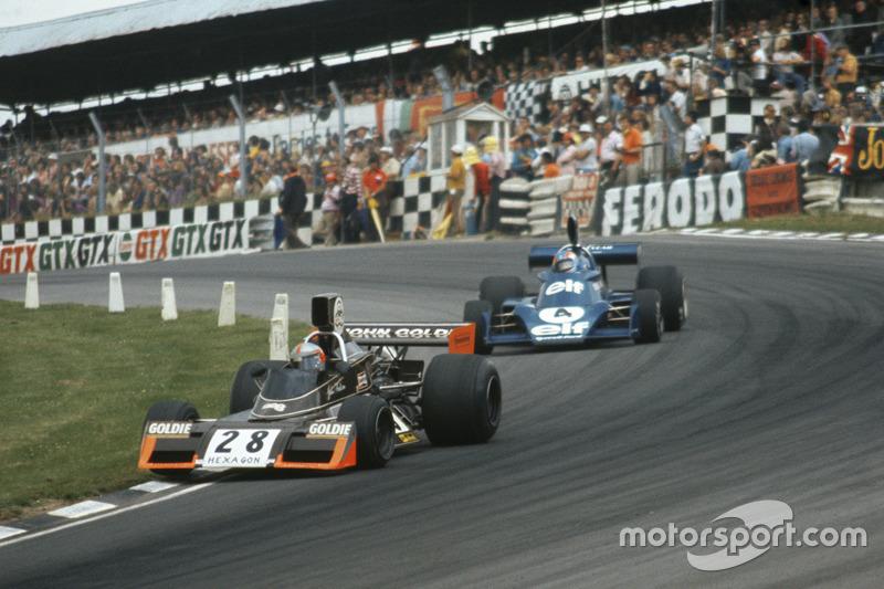 John Watson: Brabham (1973-1974 y 1977-1978)