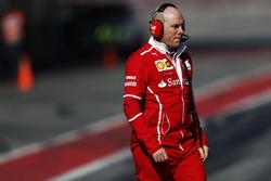 Джок Кліер, технічний директор Ferrari
