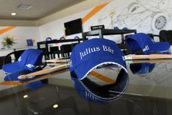 Julius Baer Bank Caps