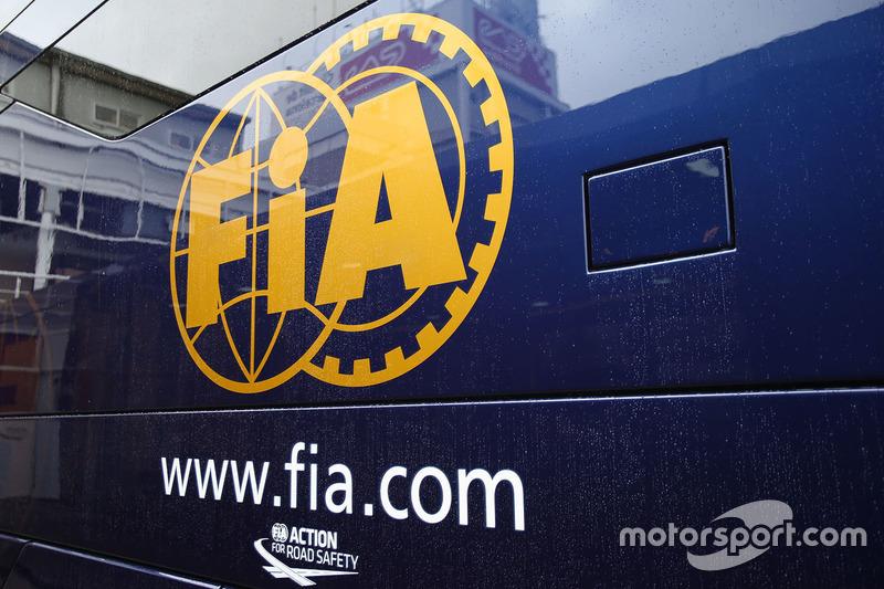FIA Motorhome