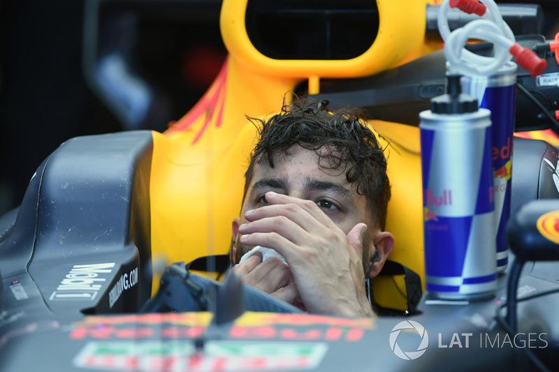 Даниэль Риккардо, Red Bull Racing RB13