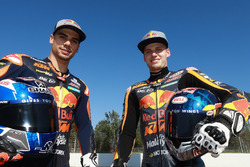 Miguel Oliveira, Red Bull KTM Ajo, Brad Binder, Red Bull KTM Ajo