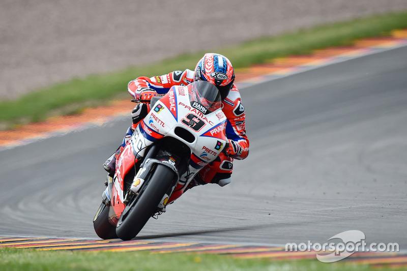 Данило Петруччи, Pramac Racing