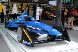 Formel-E-Auto