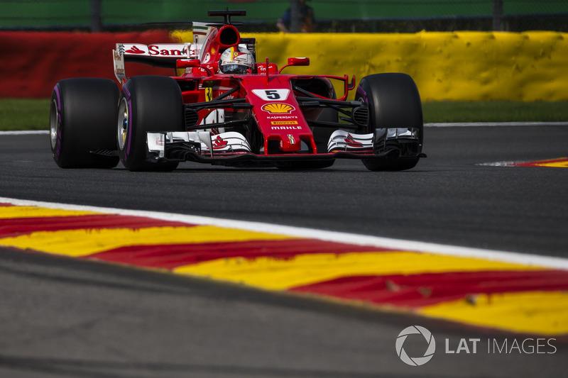 1. Себастьян Феттель, Ferrari — 220