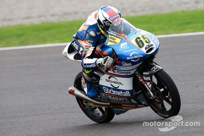 Philipp Öttl, Schedl GP Racing