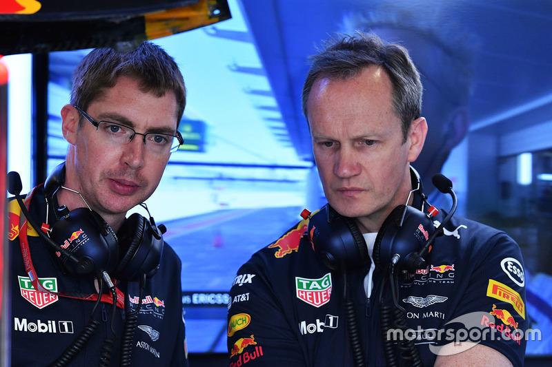 Paul Monaghan, Red Bull Racing Chief Engineer