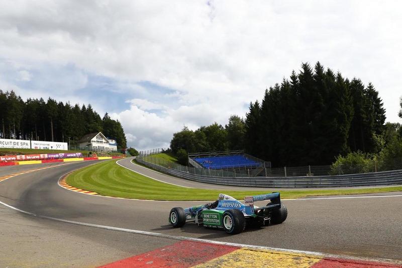 Mick Schumacher, Benetton B194-5