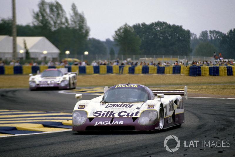 1990: John Nielsen, Price Cobb, Martin Brundle, Jaguar XJR-12