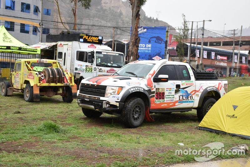 #368 Ford Raptor, R Team