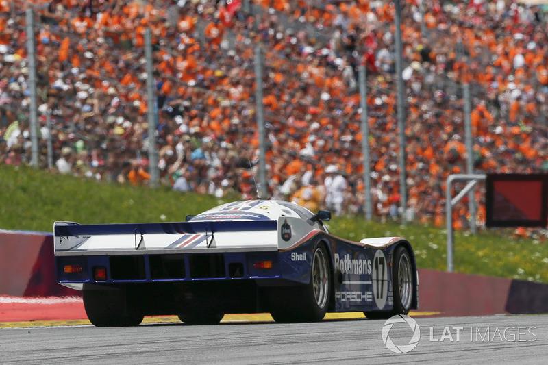 Hans-Joachim Stuck, Porsche 962C 1987