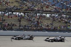 Will Power, Team Penske Chevrolet Helio Castroneves, Team Penske Chevrolet