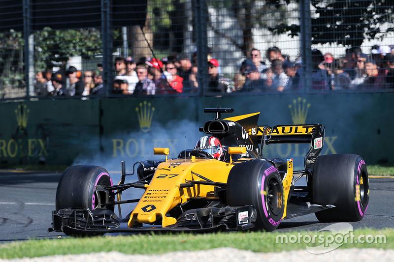 Nico Hülkenberg, Renault Sport F1 Team, RS17