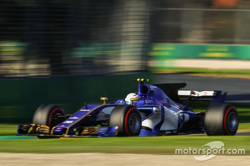 21. Antonio Giovinazzi, Sauber C36
