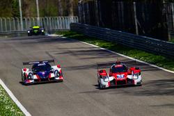 #34 Tockwith Motorsports, Ligier JSP217 - Gibson: Nigel Moore, Philip Hanson, #2 United Autosports, Ligier JS P3 - Nissan: John Falb, Sean Rayhall