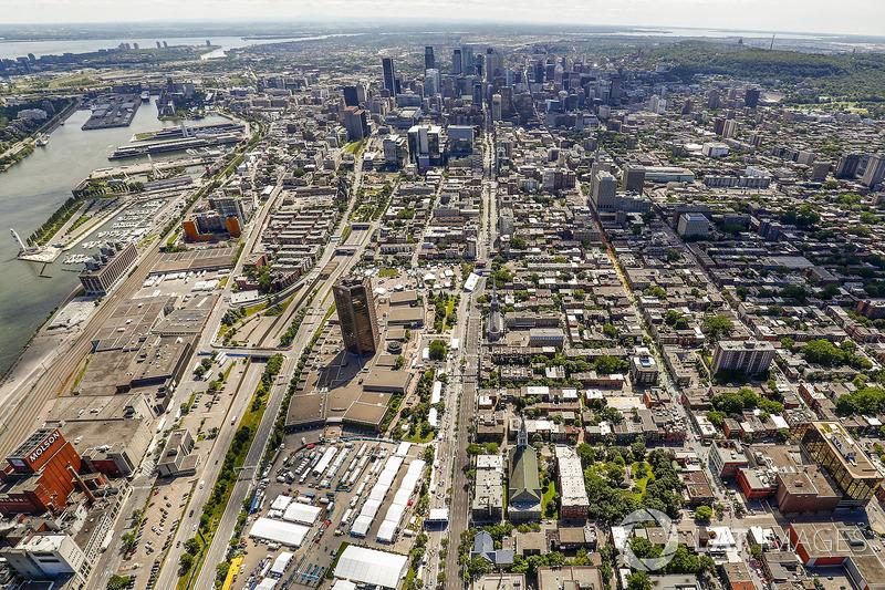 Stadtkurs für die Formel E in Montreal