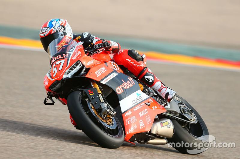 Mike Jones, Aruba.it Racing Junior Team