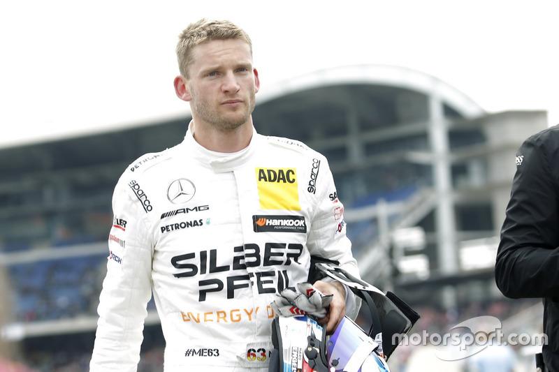 Maro Engel, Mercedes-AMG Team HWA, Mercedes-AMG C63 DTM