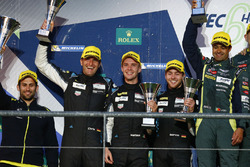 Podyum LMGTE Am: 2. Christian Ried, Matteo Cairoli, Marvin Dienst, Dempsey Proton Competition