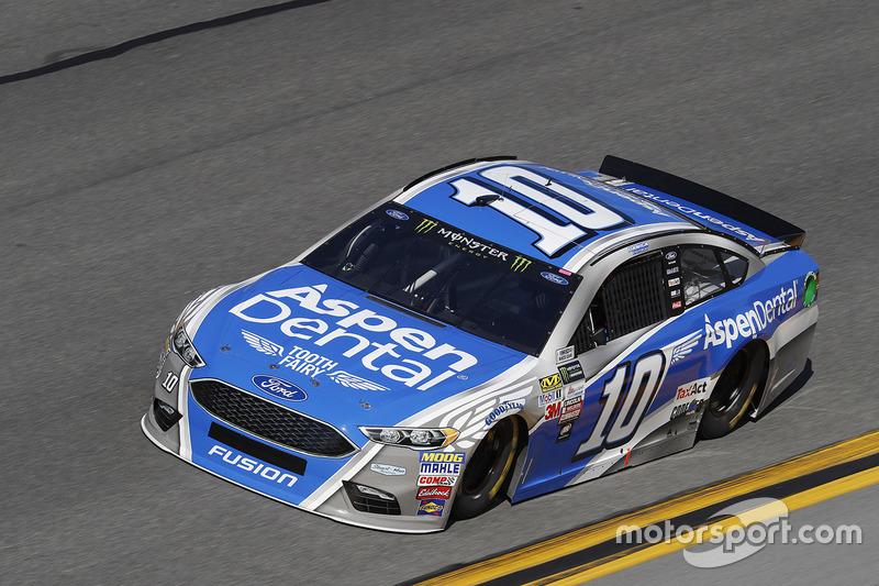#10: Danica Patrick, Stewart-Haas Racing, Ford