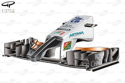 DUPLICATE: Force India VJM07 nose and front wing