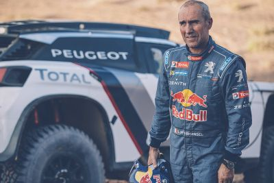 Peugeot, versenyzők bemutatása