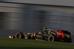 Romain Grosjean, Lotus F1 Team E20