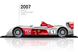 2007 Audi R10