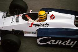 Ayrton Senna, Toleman TG184