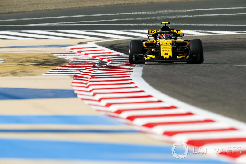 12. Carlos Sainz Jr., Renault Sport F1 Team R.S.18