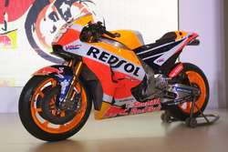 Bike Of Dani Pedrosa Repsol Honda Team