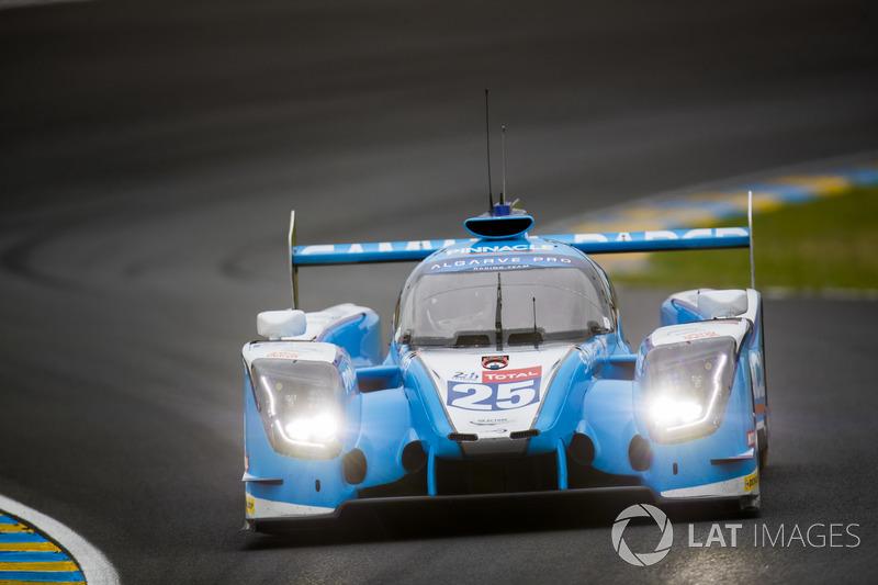 30: #25 Algarve Pro Racing Ligier JSP217 Gibson: Mark Patterson, Ate de Jong, Tacksung Kim, 3'39.518
