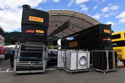 Pirelli motorhome construction