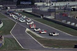 Start zu den 24h Le Mans 1993