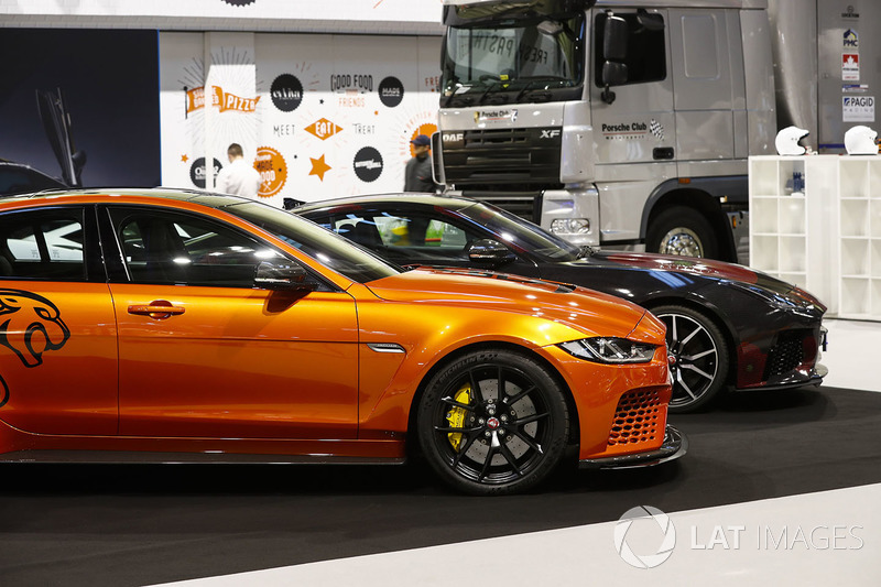The Jaguar XE SV Project 8