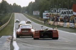 #3 Porsche 908/3: Bernard Cheneviere, Juan Fernandez, Francisco Torredemer