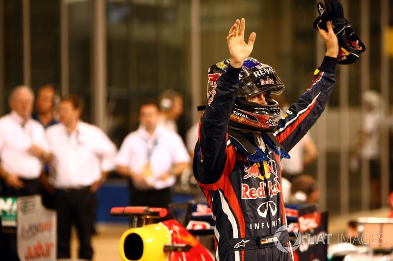 29ª: GP de Abu Dhabi 2011