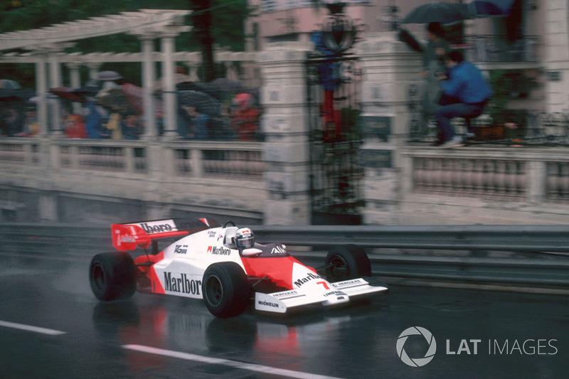 Alain Prost, McLaren MP4/2