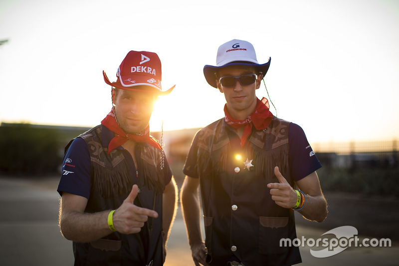 Harry Tincknell, Stefan Mücke, Ford Chip Ganassi Racing Team UK