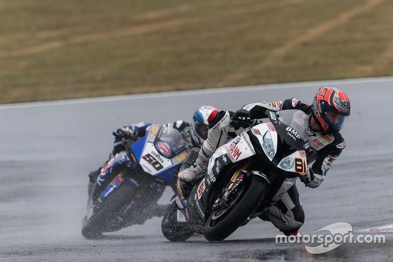 Jordi Torres, Althea BMW Racing Team